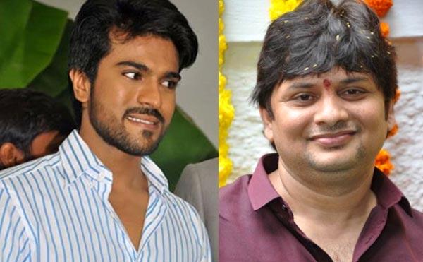 Surender Reddy, Ramcharan for Thani Oruvan Telugu Remake