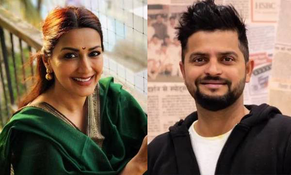 Suresh Raina Crush On Sonali Bendre