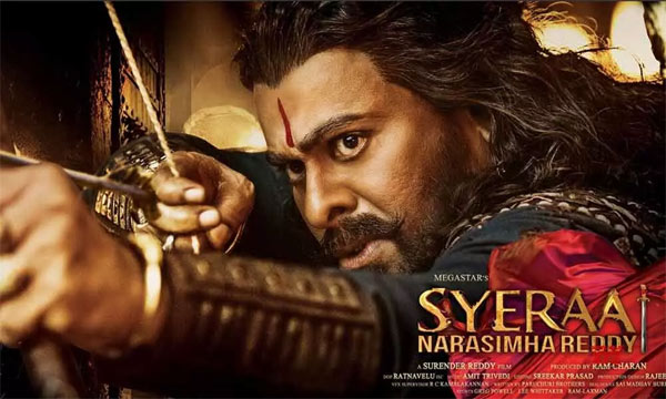 Sye Raa 15 Days Box Office Collections Shares