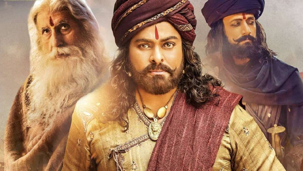 Sye Raa 3 Weeks AP, TS Box Office Collections Shares