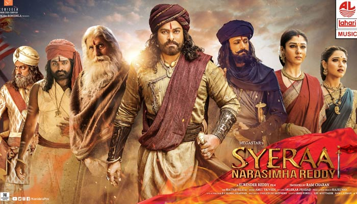 Sye Raa Box Office
