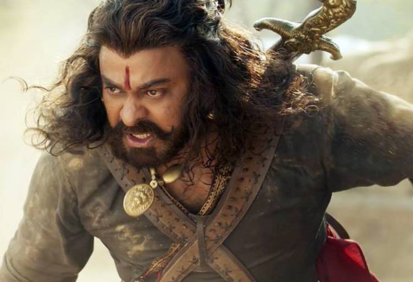 Sye Raa Gets Low TRP Ratings