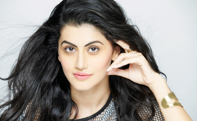 Taapsee draws ire for her post
