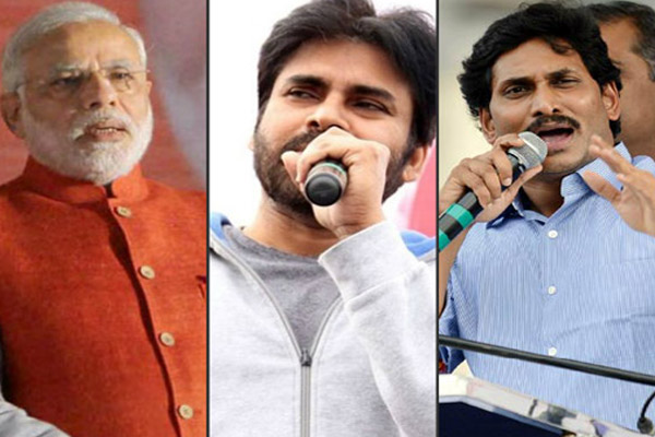 Tana: Pawan Kalyan Attacks Jagan, Modi