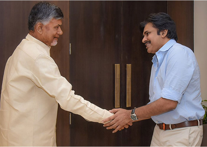 TDP and Janasena's Alliance in December?