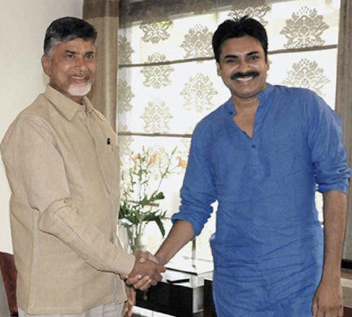 TDP and Janasena Scripting Joint Strategy?
