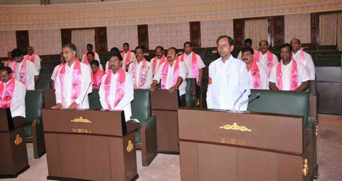 Telangana Assembly Dissolved