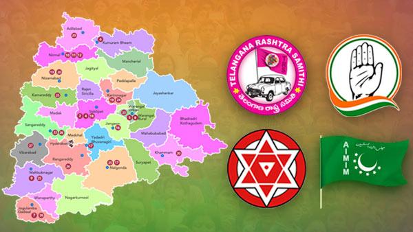 Telangana Lok Sabha Results 2019