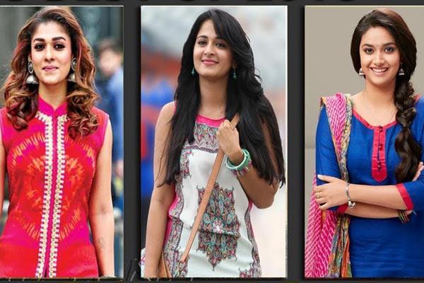 Telugu Heroines