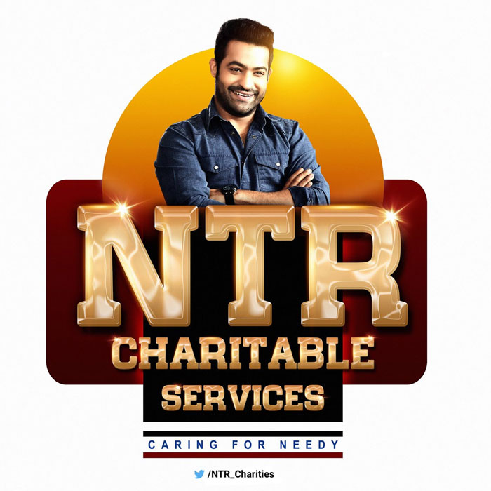 Thaman Launches NTR Charitable Services