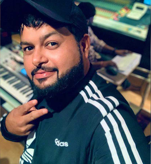 Thaman Lines Up Numerous Films