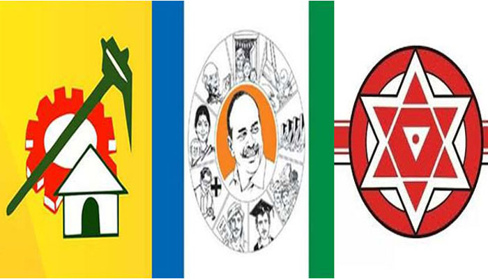 Three Alliances Set for AP General Elections!