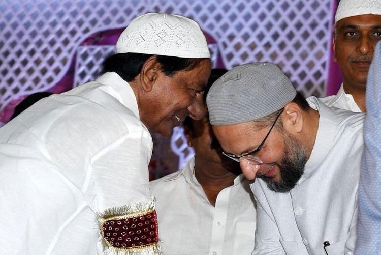 Tie up with MIM! TRS Feels It Irretrievable Blunder!