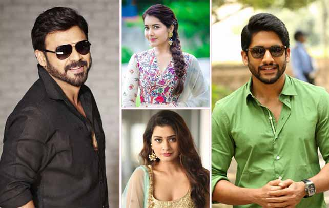 Tollywood Heavy Rush For Christmas 2019