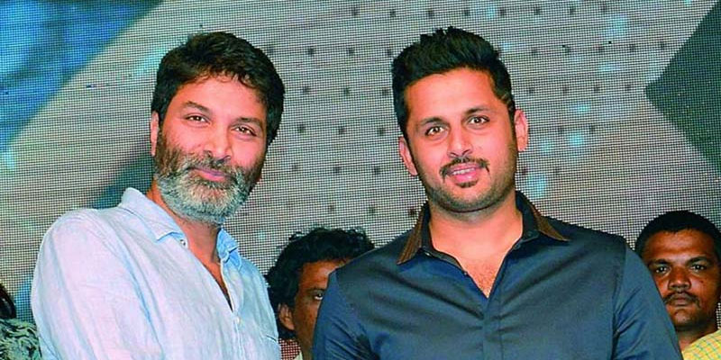 Trivikram Chief Guest for Bheeshma Event