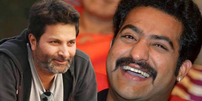 Trivikram Srinivas and Jr NTR Never Met