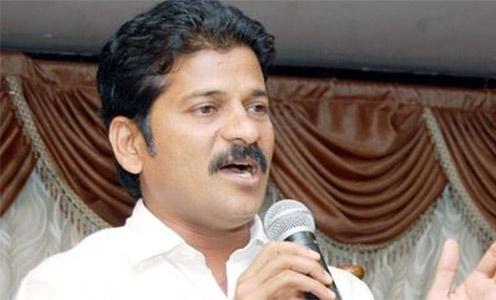 TRS Govt is anti-farmer: Revanth