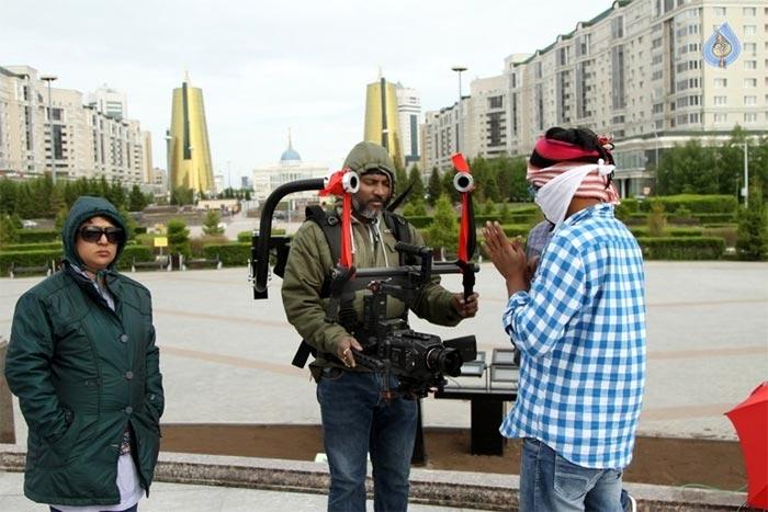 Vaishakam Used Robotics To Shoot In Kazakhstan