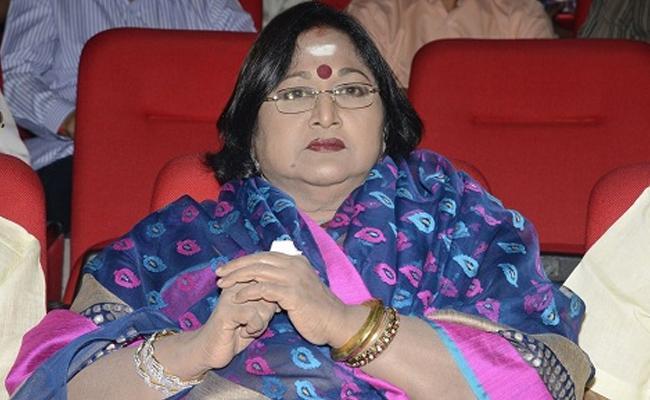 Vanisri about Savitri biopic Mahanati