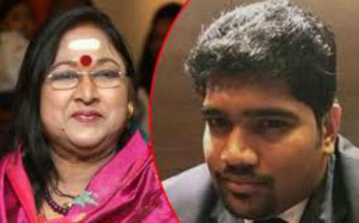 Vanisri's Son Dies of Suicide?