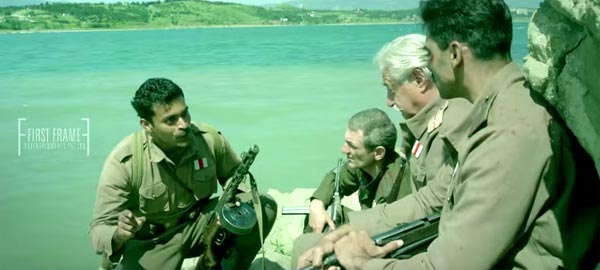 Varun Tej Kanche Trailer Is Rocking