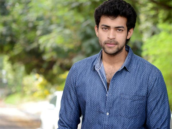 Varun Tej, Krish New Project Launch in February