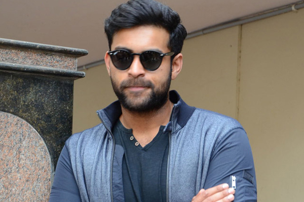 Varun Tej to marry soon
