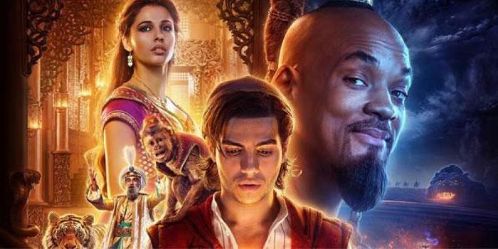 Venkatesh and Varun Tej for Aladdin