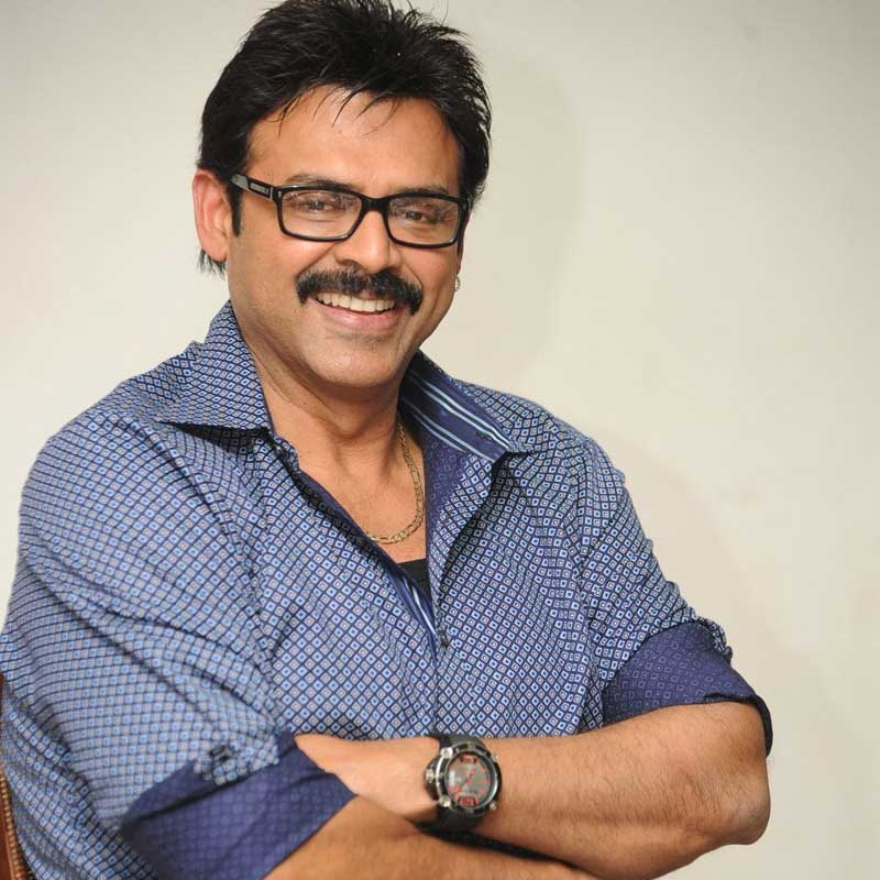 Venkatesh Films Have Only Top Heroines
