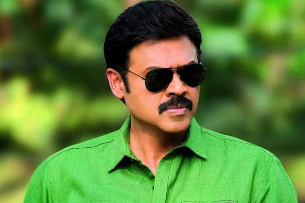 Venkatesh In Asuran Remake