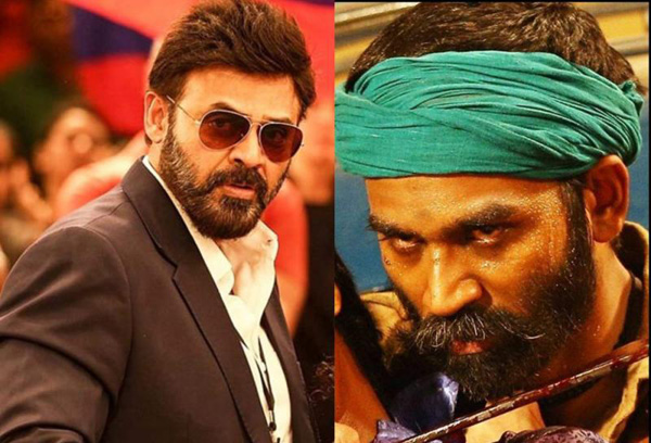 Venkatesh Should Not Do Asuran Remake