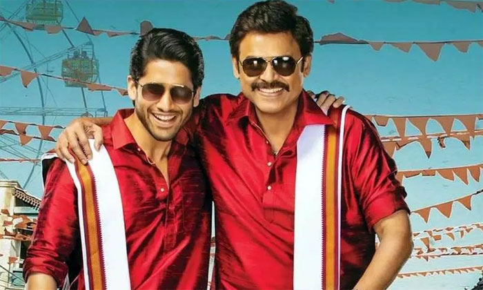 Venky Mama Pre Release Event on December 7