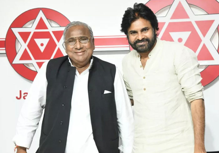 VH Maybe Janasena Telangana Leader!