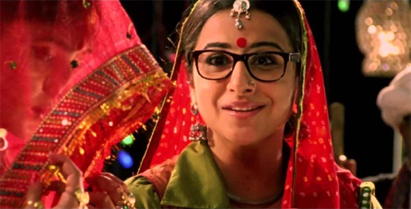 Vidya Balan Awarded Shauchalaya Ki Devi Title Goddess of Toilet