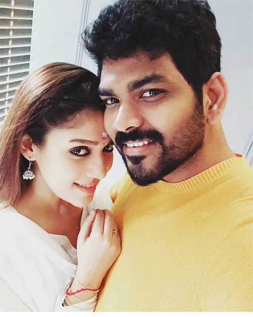Vignesh Sivan Becomes Nayanatara Car Driver