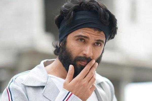 Vijay Devarakonda Fighter Look
