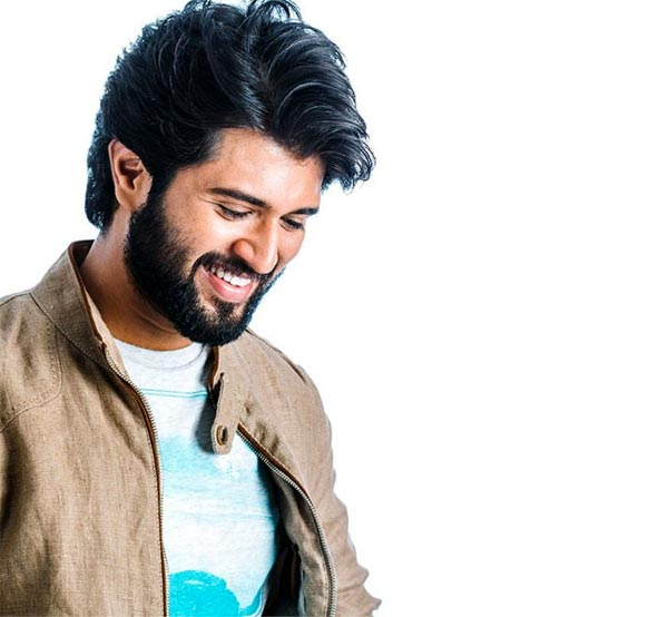 Vijay Devarakonda Loves Creative Challenges