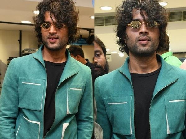 Vijay Devarakonda New Look