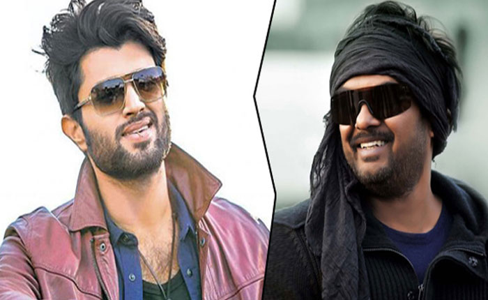 Vijay Deverakonda and Puri Jagannadh's Film from Then