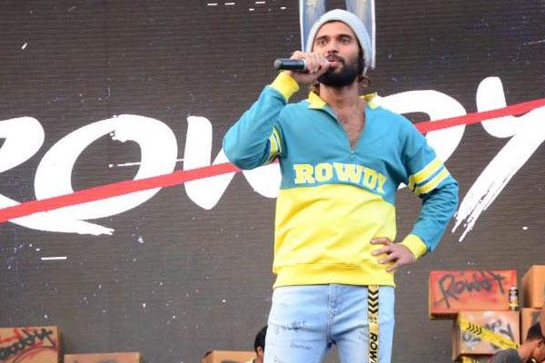 Vijay Deverakonda Rowdy Brand Tie Up With Myntra