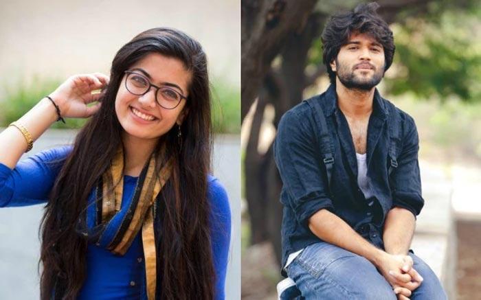 Vijay, Rashmika: Same To Same