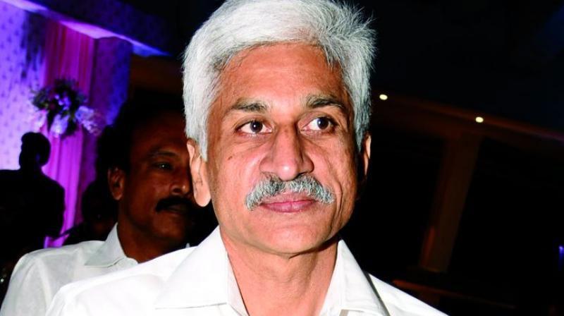 Vijay Sai Audio Leak Strategy Turns Futile
