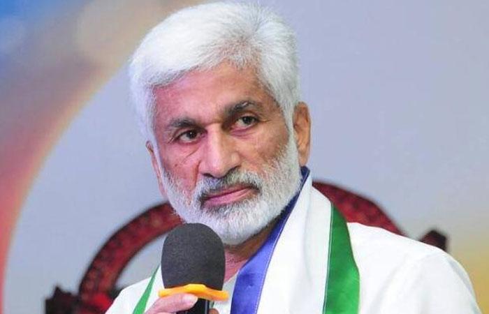 Vijay Sai Reddy Tweets on CBN and Yanamala