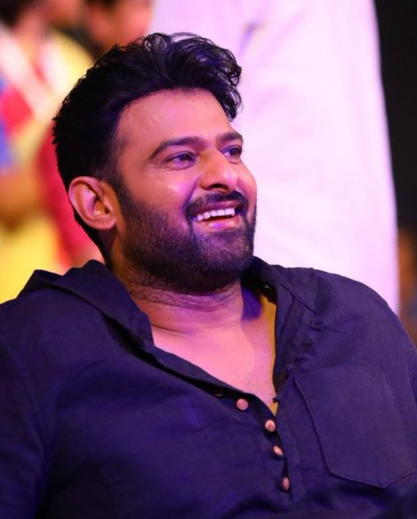 What's Up-Prabhas on a vacation'