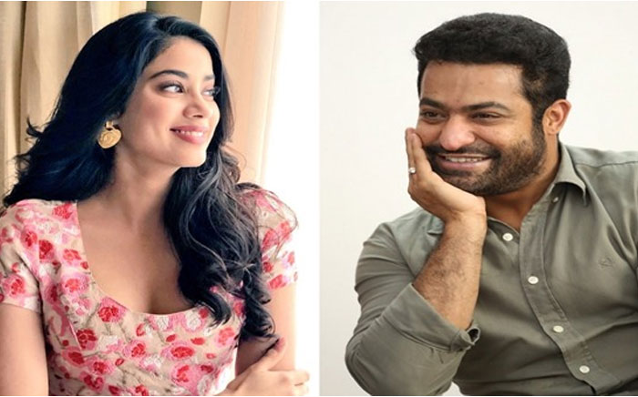 Who Is That UpcomingB-Wood Heroine for NTR?