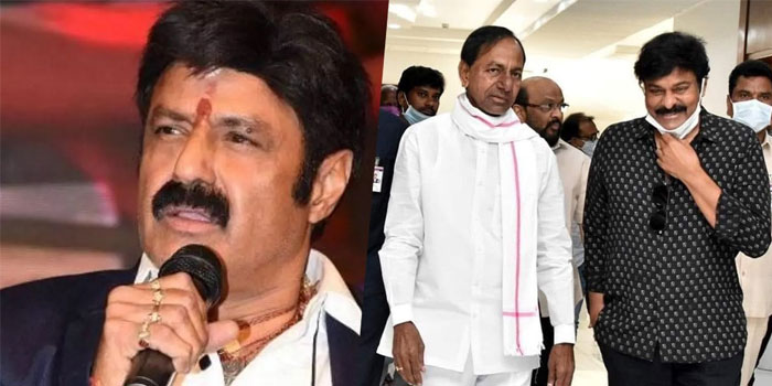 Why Only Faded out Celebs Supporting Balakrishna?