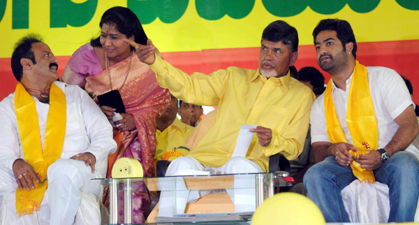 Will NTR Accept Their Plea To Lead TDP?
