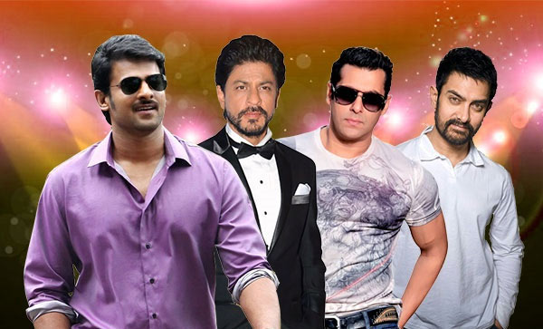 Will Prabhas dominate Bollywood stars?