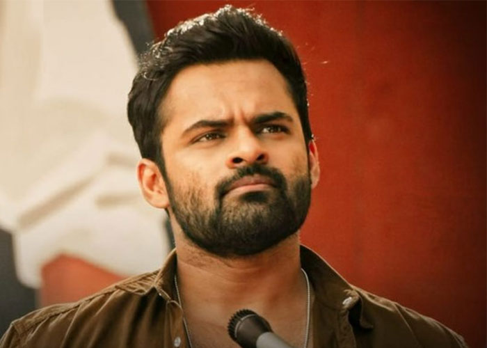Wow! 3 Films in Handy for Sai Tej