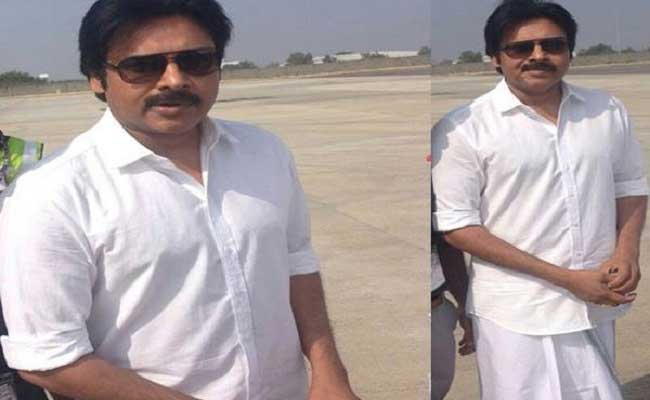 Wy Pawan Kalyan Coming to Hyderabad?